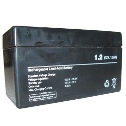 Аккумулятор, 1.2Ач, 12V